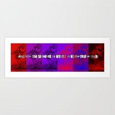Fool's Order Art Print