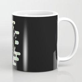 Taurus - Zodiac Constellation Illustration Coffee Mug