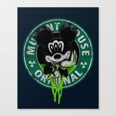 Mutant Mouse Canvas Print