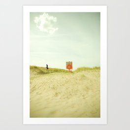 Unknowns 6 Art Print