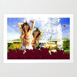 Viek Art Print