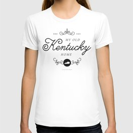 My Old Kentucky Home (Southern Home State Series) T-shirt