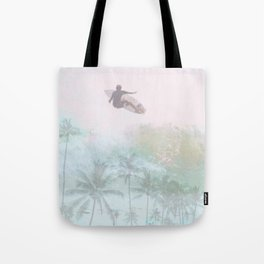 VIDA Tote Bag - Herons At Sunset by VIDA