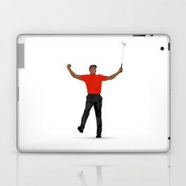 Tiger Woods Masters Champ (White) Laptop & iPad Skin