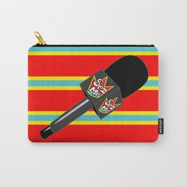 The Original Sez Me microphone Carry-All Pouch