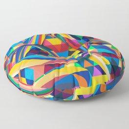 The Optimist Floor Pillow