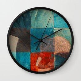 Jolis Parrots 1 Wall Clock