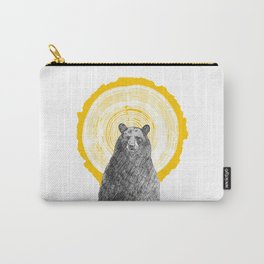 Ring Bearer - Gold Carry-All Pouch