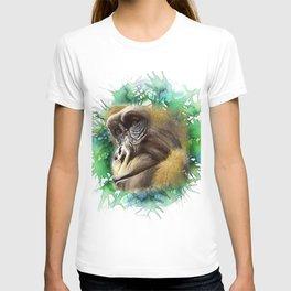 A Gorilla Watercolor Portrait T-shirt