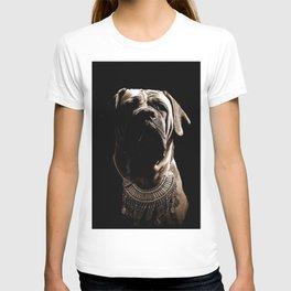 Dramatic Boerboel T-shirt