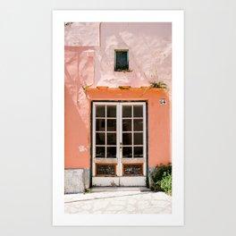 Anacapri Door 1 Art Print