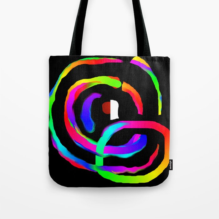 Rainbow 24 Tote Bag