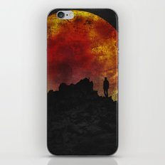 ash and fire iPhone & iPod Skin