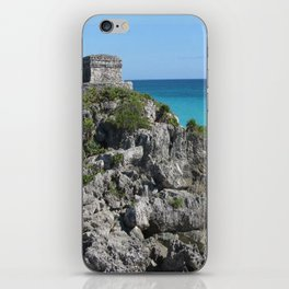 Tulum iPhone Skin