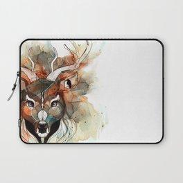 Deer- color brown Laptop Sleeve