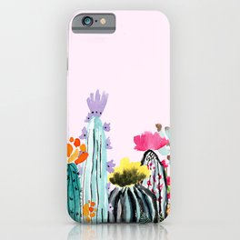 A Prickly Bunch iPhone Case