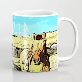 Mongolia Horse Treks (at Mountain Rubia) Coffee Mug