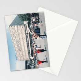 East Berlin Alexanderplatz  Stationery Cards