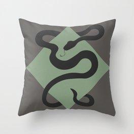 Antagonist Throw Pillow