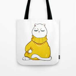itchy sweater Tote Bag