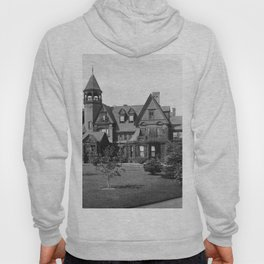 1878 Original Gilded Age Breakers Mansion, Newport, Rhode Island Hoody
