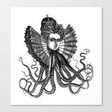 Killa' Queen Canvas Print