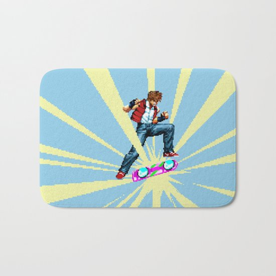 The most epic kickflip Bath Mat