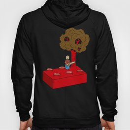 Construct and Destroy Hoody