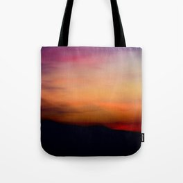 Afterglow II Tote Bag
