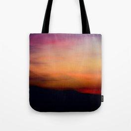 Afterglow II Tote Bag