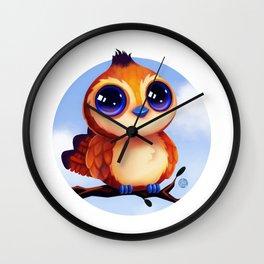 Pepe the Bird  Wall Clock