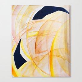 Luz y Sombra Canvas Print