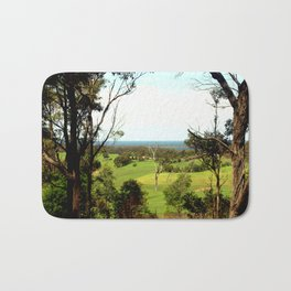 Farming properties over-looking the Great Southern Ocean Bath Mat