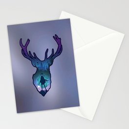 POTTER - PATRONUS ARTISTIC PAINT Stationery Cards