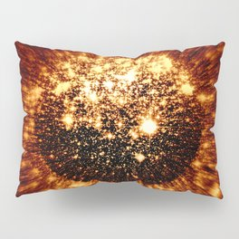 Coming to a Galaxy Near You Copper Bronze Pillow Sham