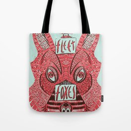 Fleet Foxes Tote Bag