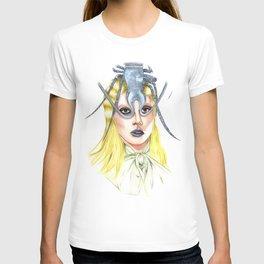 Lobster girl T-shirt