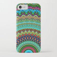 bohemian rhapsody  Mandala iPhone 7 Slim Case