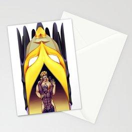 Jojo's Bizarre Adventure: DIO in suo Paradiso Stationery Cards