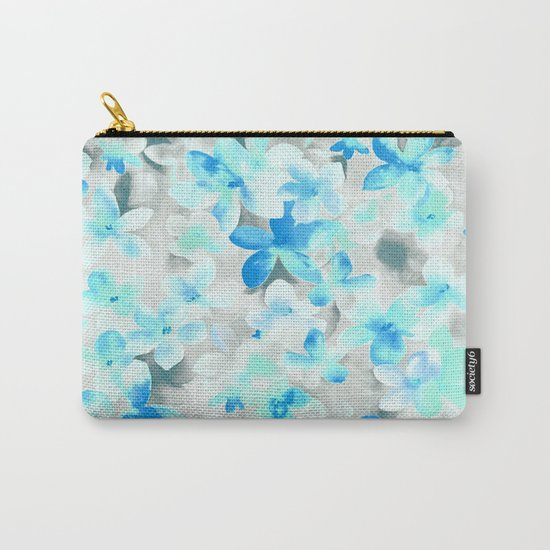 Floral 03 Carry-All Pouch