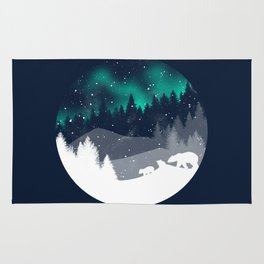 Stardust Horizon Rug