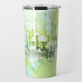 Klee - clover Travel Mug
