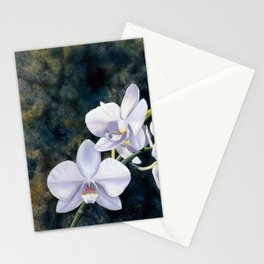 Orchids Stationery Cards
