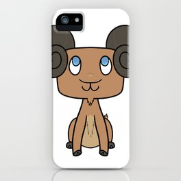 Cute Goat iPhone Case