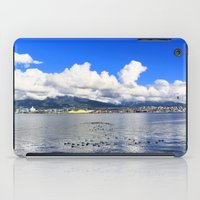 vancouver iPad Cases featuring North Vancouver by Chris Root