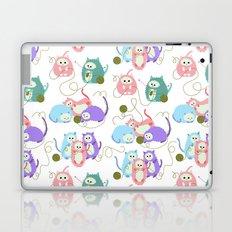3 Little Kittens Laptop & iPad Skin