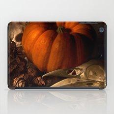 Halloween Still Life iPad Case