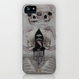 Ascension of the Soul iPhone Case