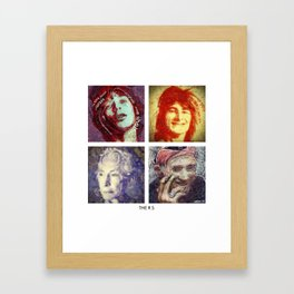 THE R_S Framed Art Print