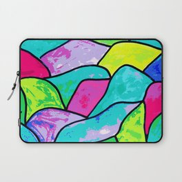 Vitro funky colors Laptop Sleeve